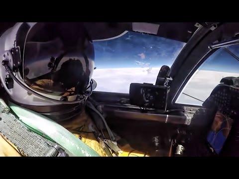 Surgical Airstrikes • Surveillance Aircraft Start It Going