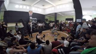 Groupe 2 / qualification red bull bc one Algeria Cypher Constontine 2017