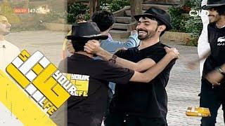 #حياتك47   حركة ستوب مع فهد آل حركان - تفاعل مهندس الصوت مع المتسابقين