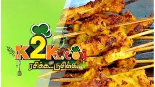 Chicken Saute & Thai Peanut Sauce in K2K.com Rasikka Rusikka (05/03/2015)