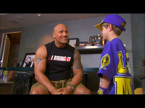 Xxx Mp4 Raw The Rock Introduces Himself To The Miz A Young Cena 3gp Sex