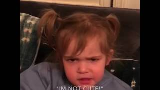 FUNNY TODDLER VIDEO