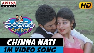 Chinna Nati 1 Min video song ||  Vandanam Movie Video Songs || Deepak Taroj, Malavika Menon