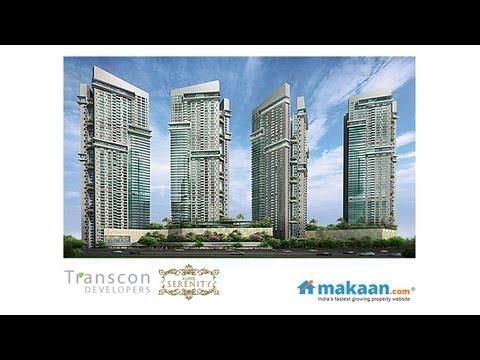 Auris Serenity, Link Road, Malad West, Mumbai, Residential Apartments