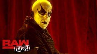 Goldust seeks new cinematic inspiration: Raw Fallout, July 24, 2017