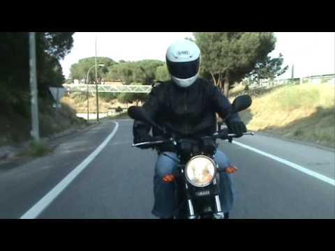 Yamaha YBR 125 Prueba English subtitles