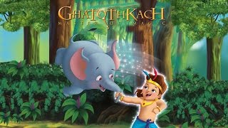 Ghatothkach Master Of Magic - Telugu Animated Movie For Kids