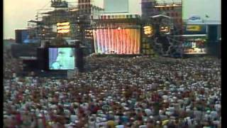 Live Aid 1985 Phil Collins In The Air Tonight