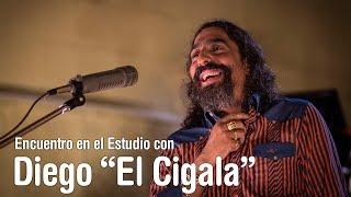 """Diego """"El Cigala"""" - Lágrimas Negras - Encuentro en el Estudio - Temporada 7"""