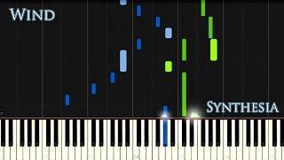 Synthesia Tutorial Vladimir Sterzer - Wind (Phantasia Mea)