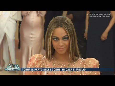 Le vip scoprono il parto in casa La Vita in Diretta 20 06 2017