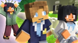 Alone with Him | MyStreet Phoenix Drop High [Ep.4 Minecraft Roleplay]