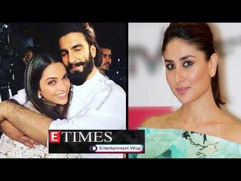 Xxx Mp4 DeepikaRanveer Tie Knot As Per Sindhi Traditions Kareenas Pregnancy Rumours Are Fake And More 3gp Sex