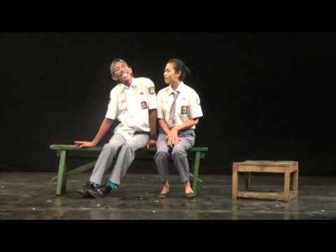 """GOR"" - Teater MATA (SMK TJP Tuban) feat. Komunitas PRIBUMI"