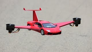 How To Make a Helicopter - Airplane - Aeroplane Car