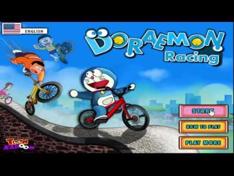 [Games hoạt hình] Doraemon || Doremon đua xe địa hình | Doraemon racing