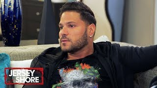 Ron Confronts The Girls About Jen | Jersey Shore: Family Vacation