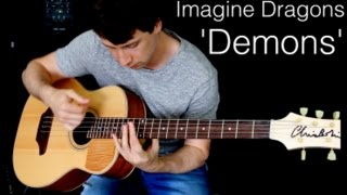 Imagine Dragons 'Demons' - Acoustic Bass, Electric Cello, Ebow, Loopers