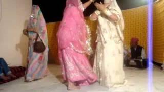 Rajasthani Dance at a  Weding