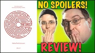 """NO SPOILERS! The Circle """"Review"""" - Emma Watson Movie 2017"""