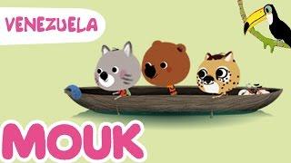 Mouk découvre le Vénézuela | Compilation de 30 min d'épisodes HD