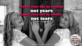 The Most Beautiful Friendship and Love Quotes