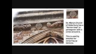 ILLUMINATI, MASONRY, and CATHOLICISM -- Masonic Symbols in Catholic Churches and Subliminal Messages