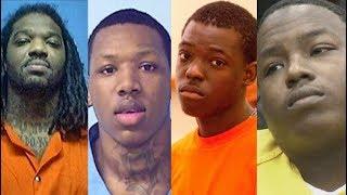 Rappers With The Longest Prison Sentences