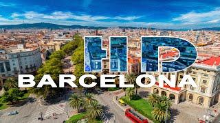 BARCELONA | CATALONIA , SPAIN - A TRAVEL TOUR - HD 1080P