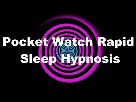 Pocket Watch Rapid Sleep Hypnosis