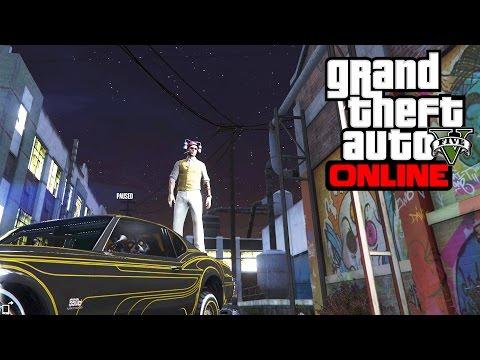GTA V ONLINE [168]: Cursa dintre Cata și Sniper!