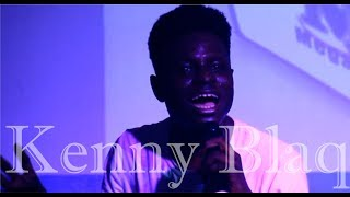 KENNY BLAQ LIVE IN ITALY, 2017 COMEDY SHOW