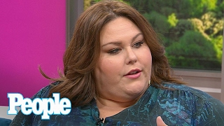 Chrissy Metz Reveals If Mandy & Milo Will Take Their Chemistry Off-Screen   People NOW   People