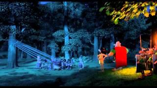 Astérix - Le Domaine des dieux 3D - Extrait #1 HD