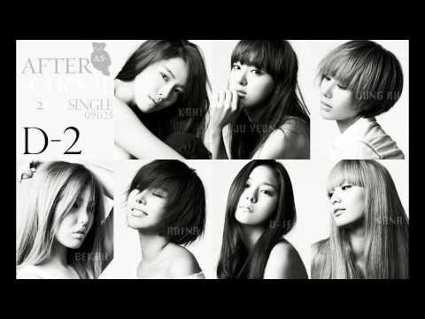 After School (애프터 스쿨) - Because Of You (너 때문에) ~Audio~