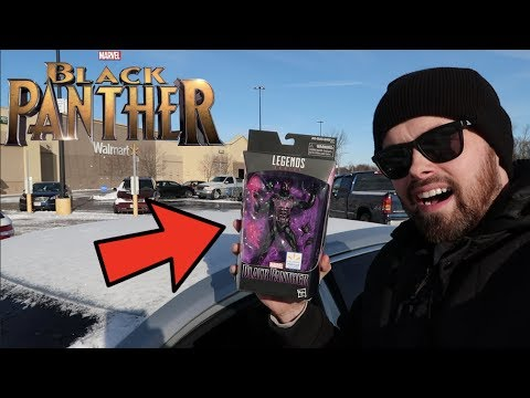 Xxx Mp4 TOY HUNTING FOR WALMART EXCLUSIVE BLACK PANTHER MARVEL LEGEND FOUND FUNKO MYSTERY MINI UNBOXING 3gp Sex