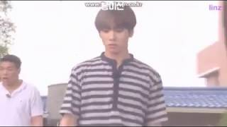Jungkook nearly cried because the staffs didn't even appreciate his effort on buying them food