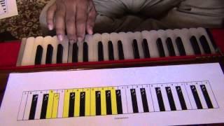 102 Harmonium Lessons for Beginners