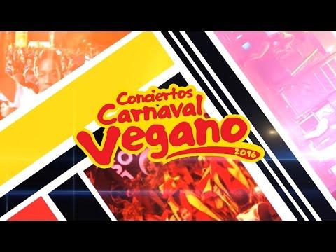 Concierto El Lapiz Carnaval Vegano 2016