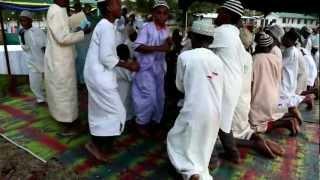 Qaswida ya madrasa ya  kitongoji cha Chumbageni, Tanga