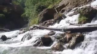 White Water Falls/آبشار آب سفید استان لرستان