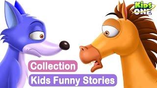 Stories for Kids   Kidsone   Moral stories - KidsOne
