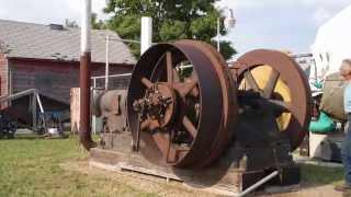 100 horse power engine at prairie village