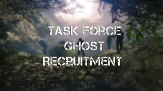 Task Force Ghost Recruitment Video