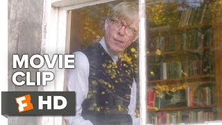 The Lady in the Van Movie CLIP - I've Had Guidance (2015) - Maggie Smith, Alex Jennings Movie HD