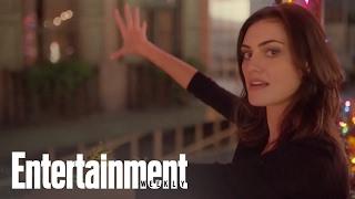 The Originals: Phoebe Tonkin's On Set Tour  | Entertainment Weekly