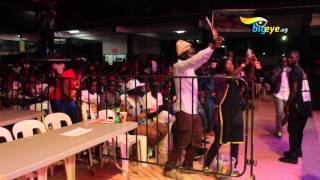 Raggae Dee Performs at Ziza Bafana's Batufitina Concert
