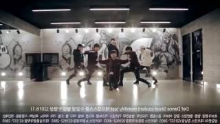 Dumb-Dumber dance practice mirrored