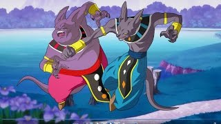 Champa Argues Beerus *NEW* HD