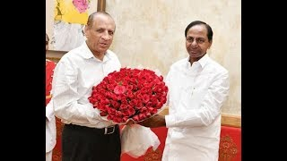 TS Cabinet Expansion on Feb 19th, CM KCR Meet Governor